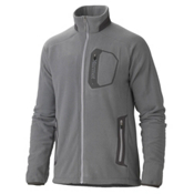 Marmot Alpinist Tech Mens Jacket, Cinder-Slate Grey, medium