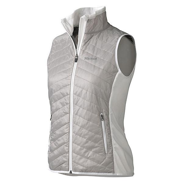 Marmot Variant Womens Vest, Platinum-White, 600