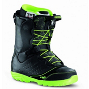 Northwave Freedom SL Snowboard Boots, Black-Yellow, medium