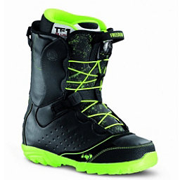 Northwave Freedom SL Snowboard Boots, Black-Yellow, 256