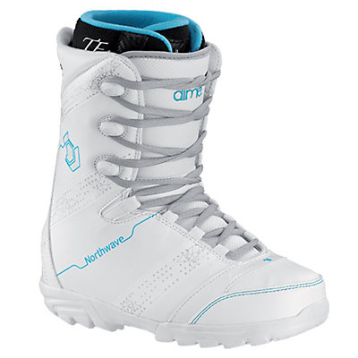 Northwave Dime Womens Snowboard Boots, White, viewer