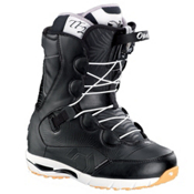 Northwave Opal SL Womens Snowboard Boots, Black, medium