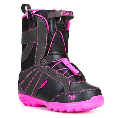 Northwave Dahlia SL Womens Snowboard Boots, Black, viewer