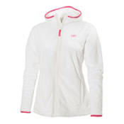 Helly Hansen Precious Fleece Womens Jacket, White, medium