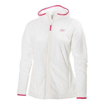 Helly Hansen Precious Fleece Womens Jacket, Magenta, viewer