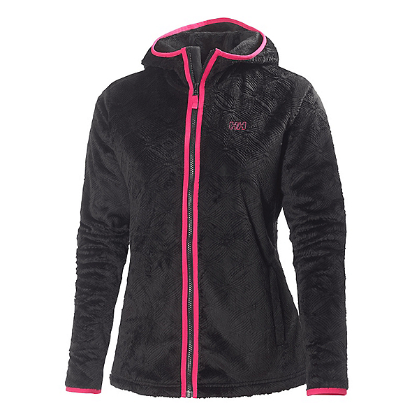 Helly Hansen Precious Fleece Womens Jacket, Black, 600