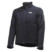 Helly Hansen Paramount Soft Shell Jacket, Black, medium