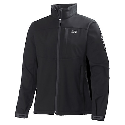 Helly Hansen Paramount Womens Soft Shell Jacket, Black, viewer