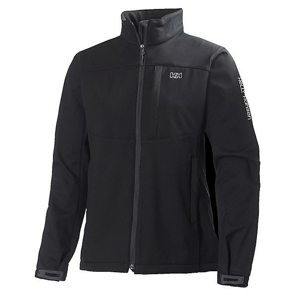 Helly Hansen Paramount Womens Soft Shell Jacket, Black, 600