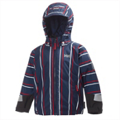 Helly Hansen Cover Insulated Toddler Ski Jacket, Evening Blue, medium