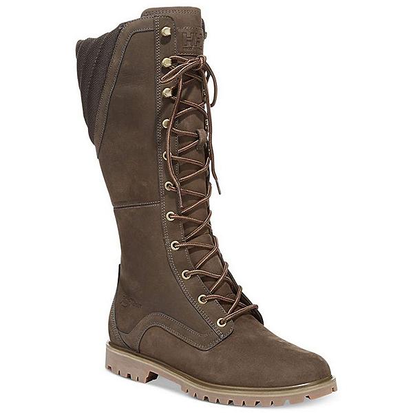 Helly Hansen Solli Tall Womens Boots, Espresso-Gum, 600
