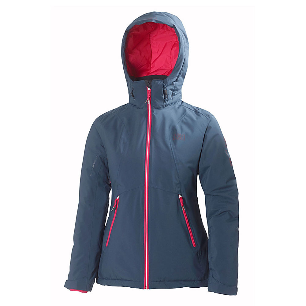 helly hansen spirit womens insulated ski jacket ebay. Black Bedroom Furniture Sets. Home Design Ideas