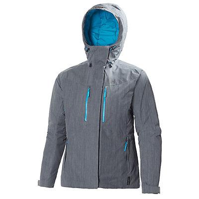 Helly Hansen Verglas Glacier Womens Insulated Ski Jacket, , viewer