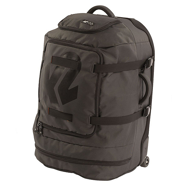 K2 Mountain Roller Bag, Black, 600