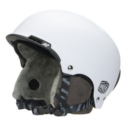 K2 Stash Audio Helmet, White, 256