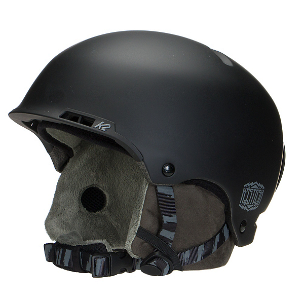 K2 Stash Audio Helmet 2017, Black, 600