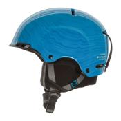 K2 Stash Audio Helmet, Blue, medium