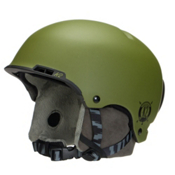 K2 Stash Audio Helmet, Moss, medium