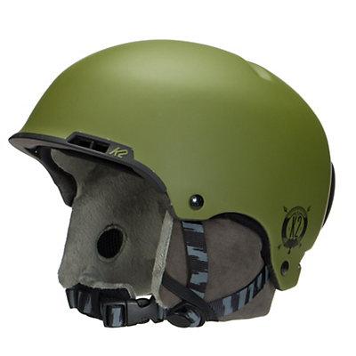 K2 Stash Audio Helmet, Moss, viewer