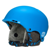 K2 Stash Audio Helmet, Lightning Blue, medium