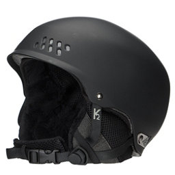 K2 Phase Pro Audio Helmet 2018, Blackout, 256