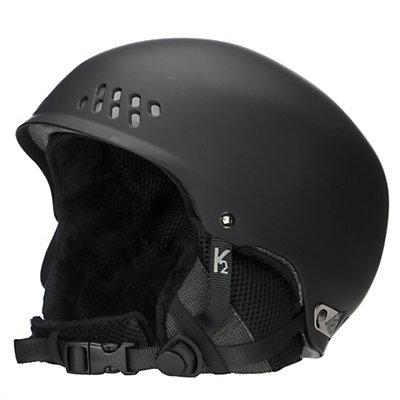 K2 Phase Pro Audio Helmet 2018, Blackout, viewer