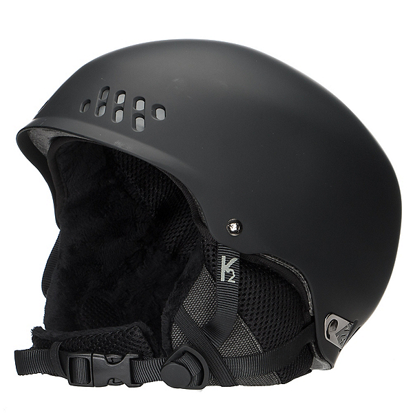K2 Phase Pro Audio Helmet 2018, Blackout, 600