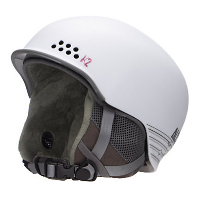 K2 Ally Womens Helmet, White, viewer