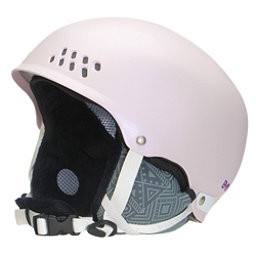 K2 Emphasis Womens Audio Helmet, Pink Pearl, 256