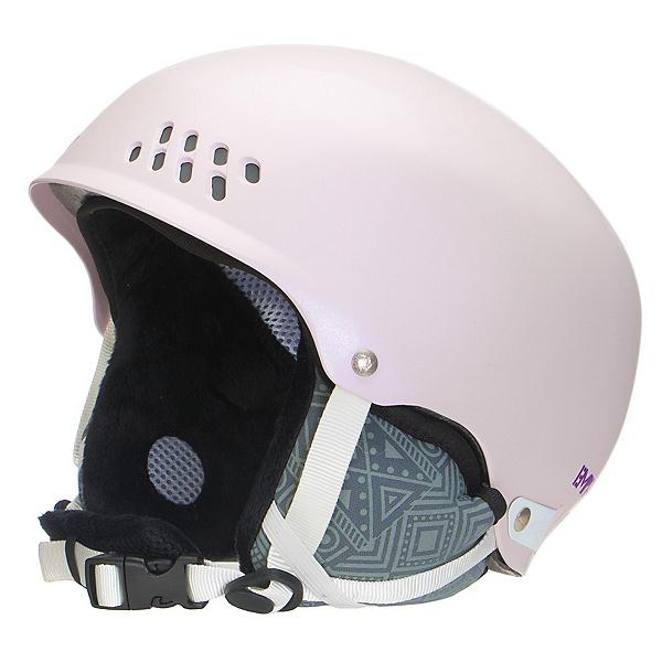 K2 Emphasis Womens Audio Helmet, Pink Pearl, 600