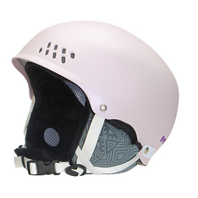 K2 Emphasis Womens Audio Helmet, Pink Pearl, viewer