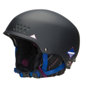 K2 Emphasis Womens Audio Helmet, Black, medium