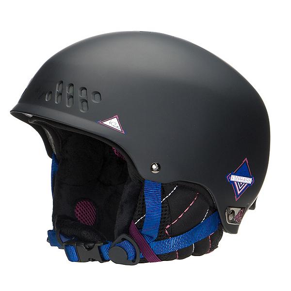 K2 Emphasis Womens Audio Helmet, Black, 600