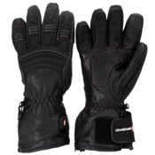 GERBING Next Gen Heated Ski Gloves, Black, medium