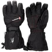 Gerbing Snow 3 Women's Heated Gloves, Black, medium
