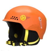 K2 Illusion Kids Helmet, Orange, medium