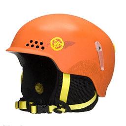 K2 Illusion Kids Helmet, Orange, 256