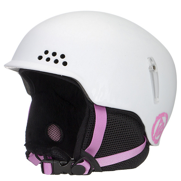 K2 Illusion Kids Helmet, White, 600