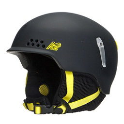 K2 Illusion Kids Helmet, Black, 256