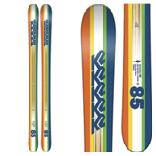 K2 Shreditor 85 Jr. Kids Skis 2017, , medium