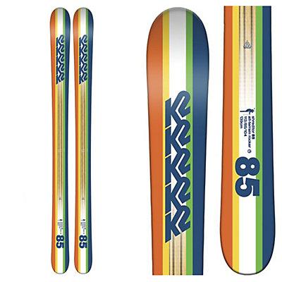 K2 Shreditor 85 Jr. Kids Skis 2017, , viewer