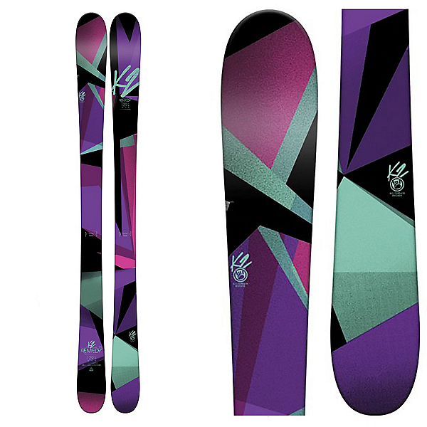 K2 Remedy 75 Jr. Kids Skis 2017, , 600