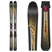K2 iKonic 85Ti Skis with Marker MXC 12TCx Bindings 2016, , medium