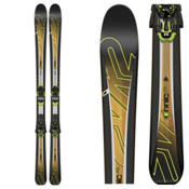 K2 iKonic 80Ti Skis with Marker MXC 12TC Bindings 2016, , medium