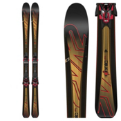 K2 iKonic 80 Skis with Marker M3 12TC Bindings 2016, , medium