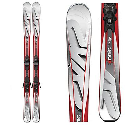 K2 Konic 75 Skis with Marker M2 10 Bindings, , viewer