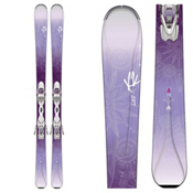 K2 Luvit 76 Womens Skis with Marker ER3 10 Bindings 2016, , medium