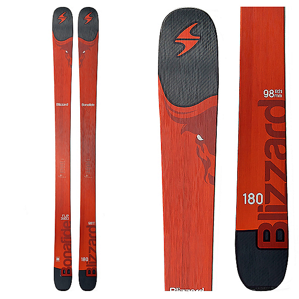 Blizzard Bonafide Skis 2017, , 600