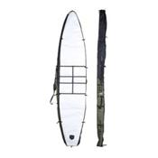 Riviera Paddlesurf Raceboard 12'6 Bag 2017, Black-Army, medium