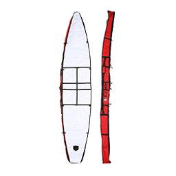 Riviera Paddlesurf Raceboard 12'6 Bag 2017, Red, 256
